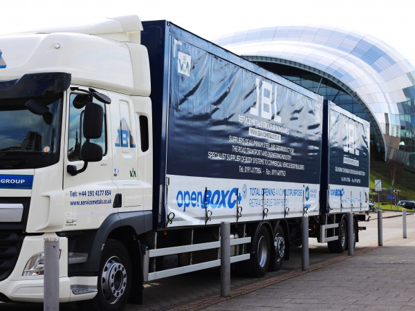 The Flexibility of Rigid Bodywork with the capacity of a Trailer