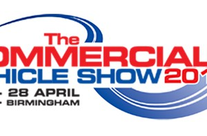 The Commercial Vehicle Show starts next week!