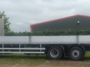 26 Tonne DAF – Lift Axle