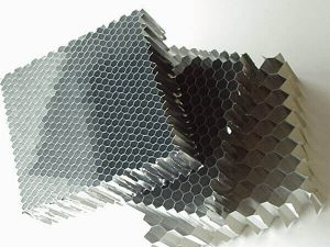 NEW PRODUCT: Expandable Aluminium Honeycomb