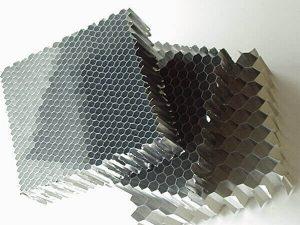 NEW PRODUCT: Expandable Aluminium Honeycomb